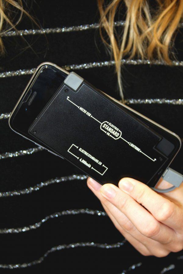 portable cassette battery